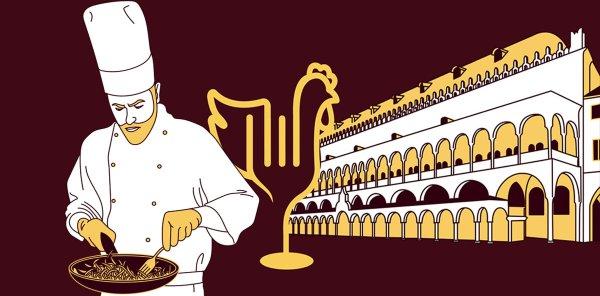 Selezione per la partecipazione dei ristoratori padovani al Salone dei Sapori 600x