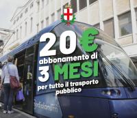 Trasporto pubblico agevolazioni limitazioni antismog