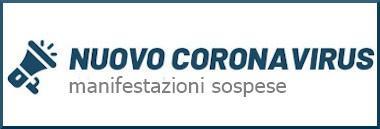 Manifestazioni sospese per Coronavirus 380 ant