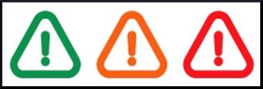 Misure contenimento inquinamento atmosferico traffico limitazioni triangoli ant 380