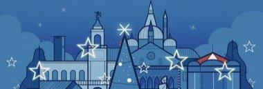 """""""Natale a Padova - una città di stelle"""" 2018 380 ant"""