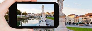 Imposta di soggiorno Padova città monumenti turismo Prato Valle foto tax 380 ant