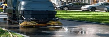 Rifiuti e pulizia strade 380 ant