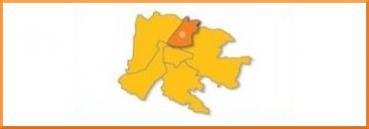 Mappa quartiere 2 Nord 380 ant
