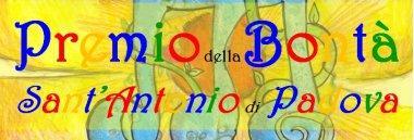 """Premio nazionale della Bontà """"Sant'Antonio di Padova"""" 380 ant"""