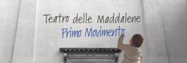 """Rassegna teatrale """"Primo movimento - Un teatro per la città"""" 380 ant"""