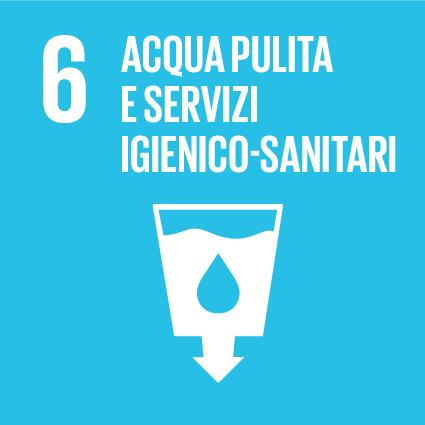 6 Acqua pulita e servizi igenico-sanitari