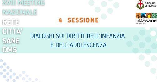 04 Dirette streaming meeting Città Sane 2020