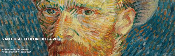 """Mostra """"Van Gogh. I colori della vita"""" 600"""