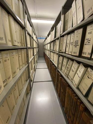 archivio comune