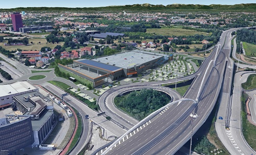 Padova tangenziale traffico viabilità strade ponte cavalcavia area città urbano