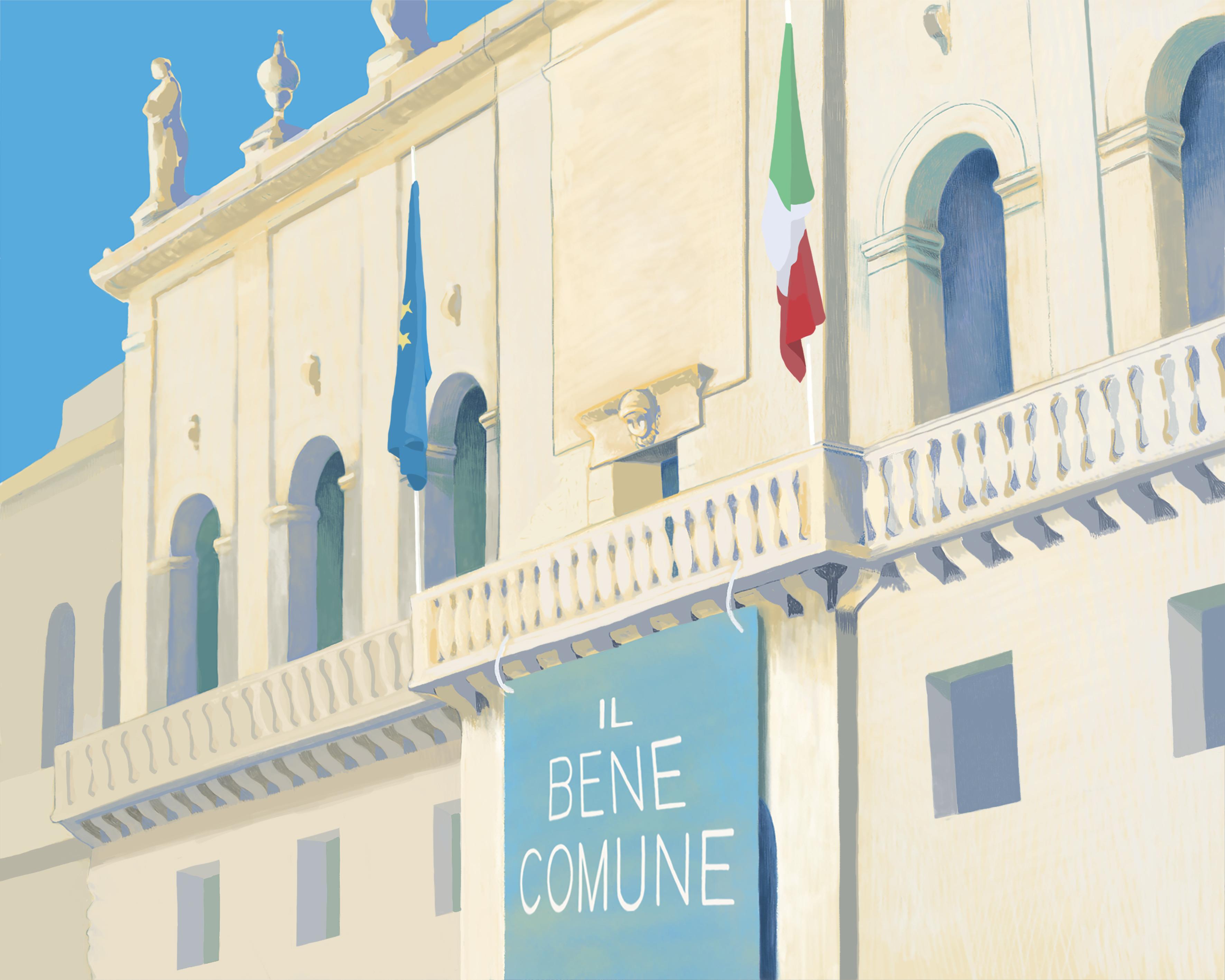 Regolamento per la gestione condivisa dei beni comuni - Palazzo Moroni