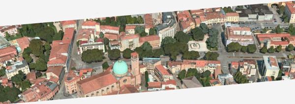 Progetto Nuova piazza Mazzini