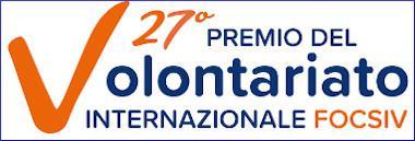 """Cerimonia di premiazione """"27° Premio del volontariato internazionale Focsiv 2020"""" 380 ant"""
