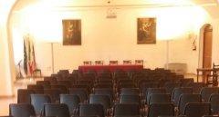 Sala Paladin di Palazzo Moroni 240