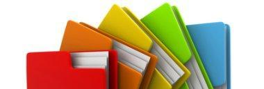 Documenti, certificati e richieste anagrafiche archivio faldoni 380 ant fotolia 61742134