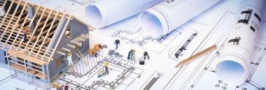 Edilizia casa progetto cantiere 380 ant fotolia 81873311