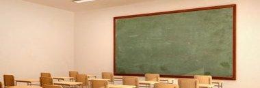 Scuole e Istituti scuola lavagna classe aula 380 ant fotolia 82965505