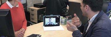 Servizio di video interpreti nella lingua dei segni Lis 380 ant