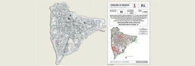 Edifici classi CS mappa oianta territorio 380 ant